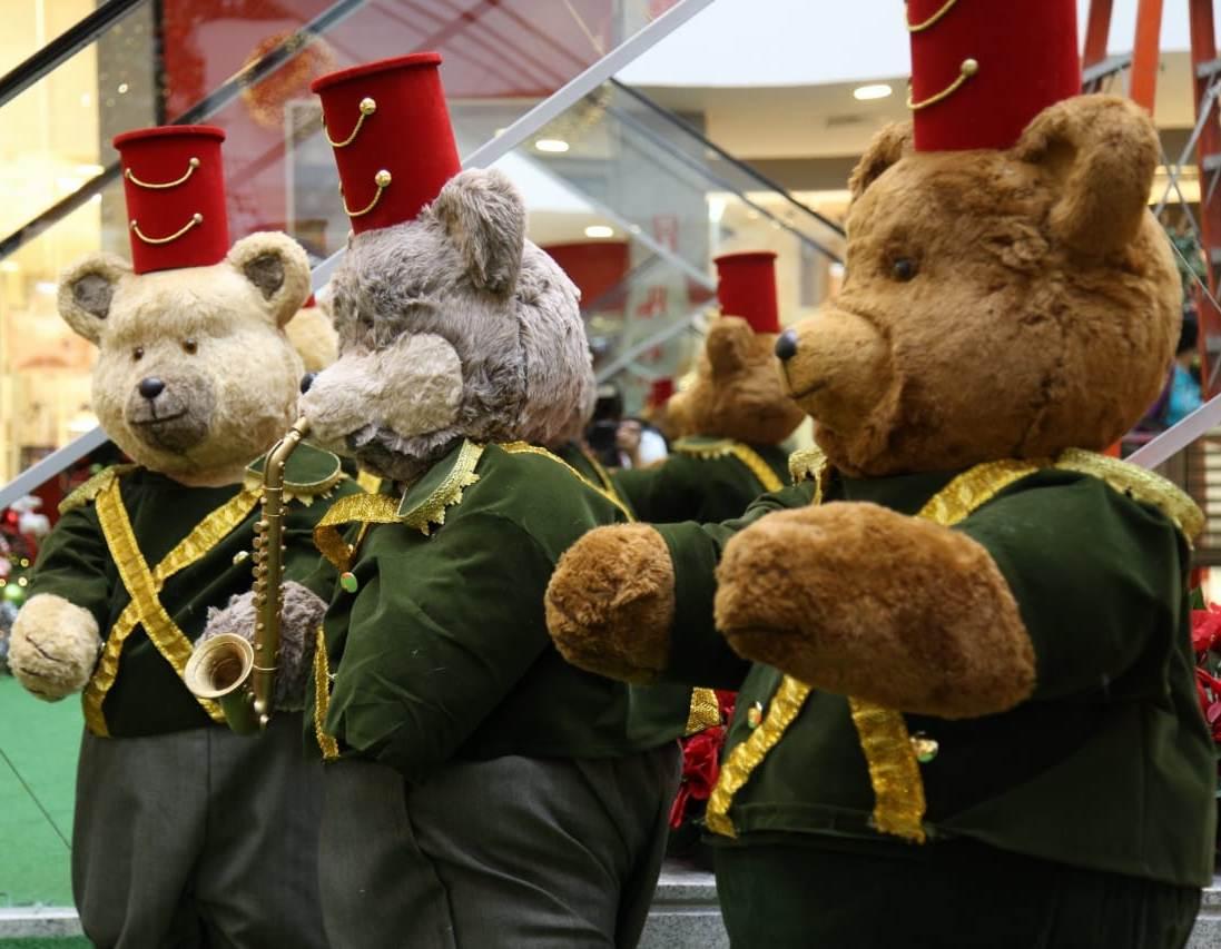 Maxi Shopping inaugura Decoração de Natal nesta sexta-feira
