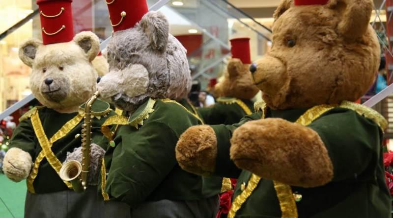 Decoração de Natal no Maxi Shopping será inaugurada na sexta-feira