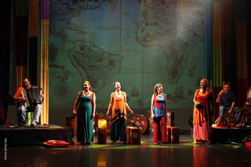 Mawaca integra o Festival de Artes para a Primeira Infância