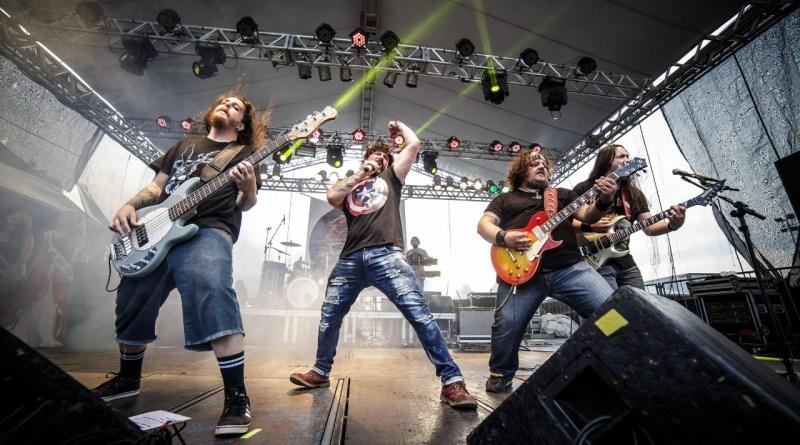 A banda U.T.I. é uma das atrações do Rock Fest neste sábado