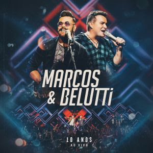 Marcos e Belutti divulgam álbum comemorativo dos 10 anos de carreira