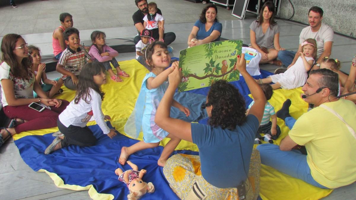 Sesc Jundiaí tem atrações gratuitas para toda família no final de semana