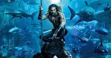 Aquaman estreia nos cinemas de Jundiaí