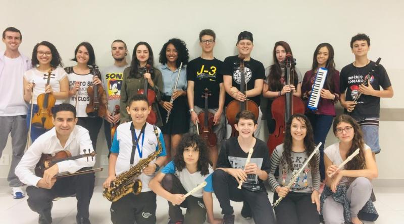 Projeto Orquestra do Colégio Divino Salvador