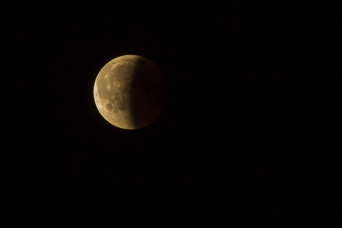 Jundiaí terá encontro para observar o eclipse lunar