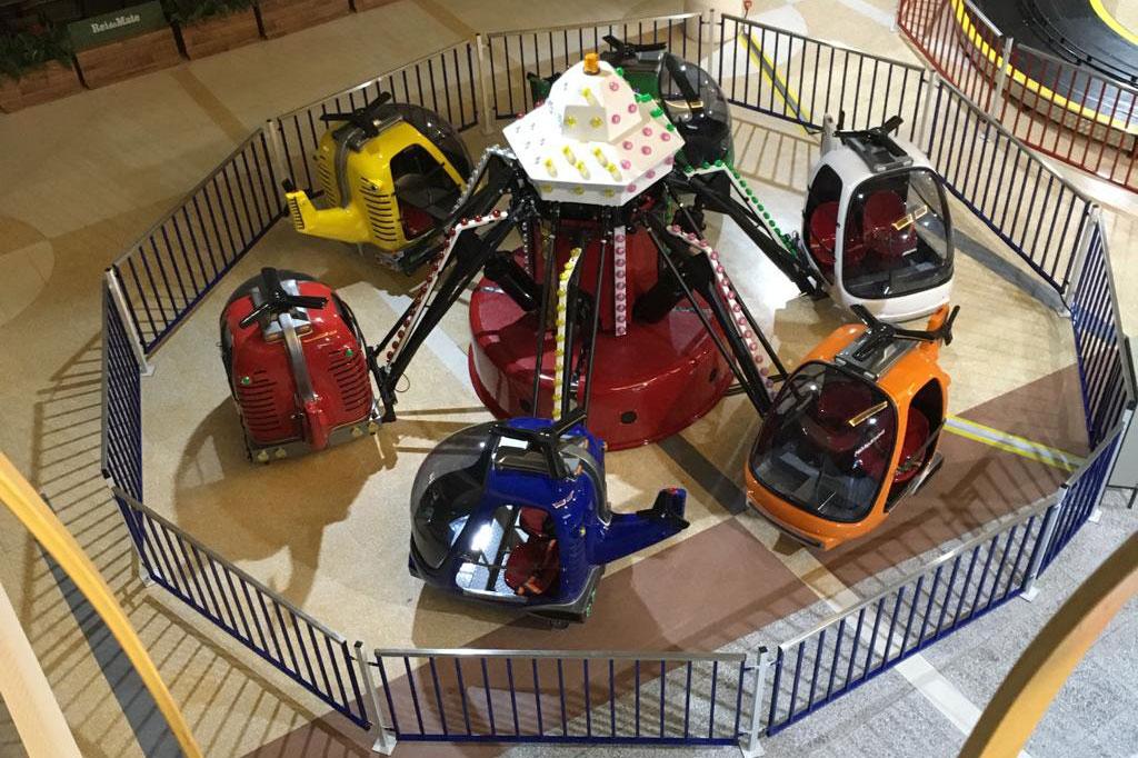Maxi Férias com várias atrações para as crianças no Maxi Shopping