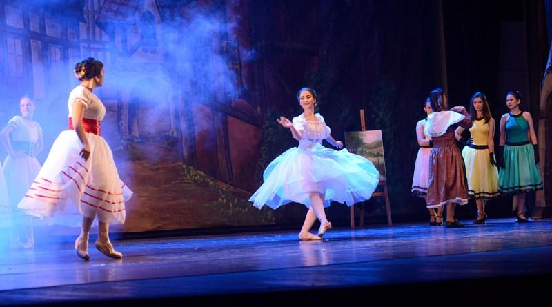 Dança no teatro Polytheama