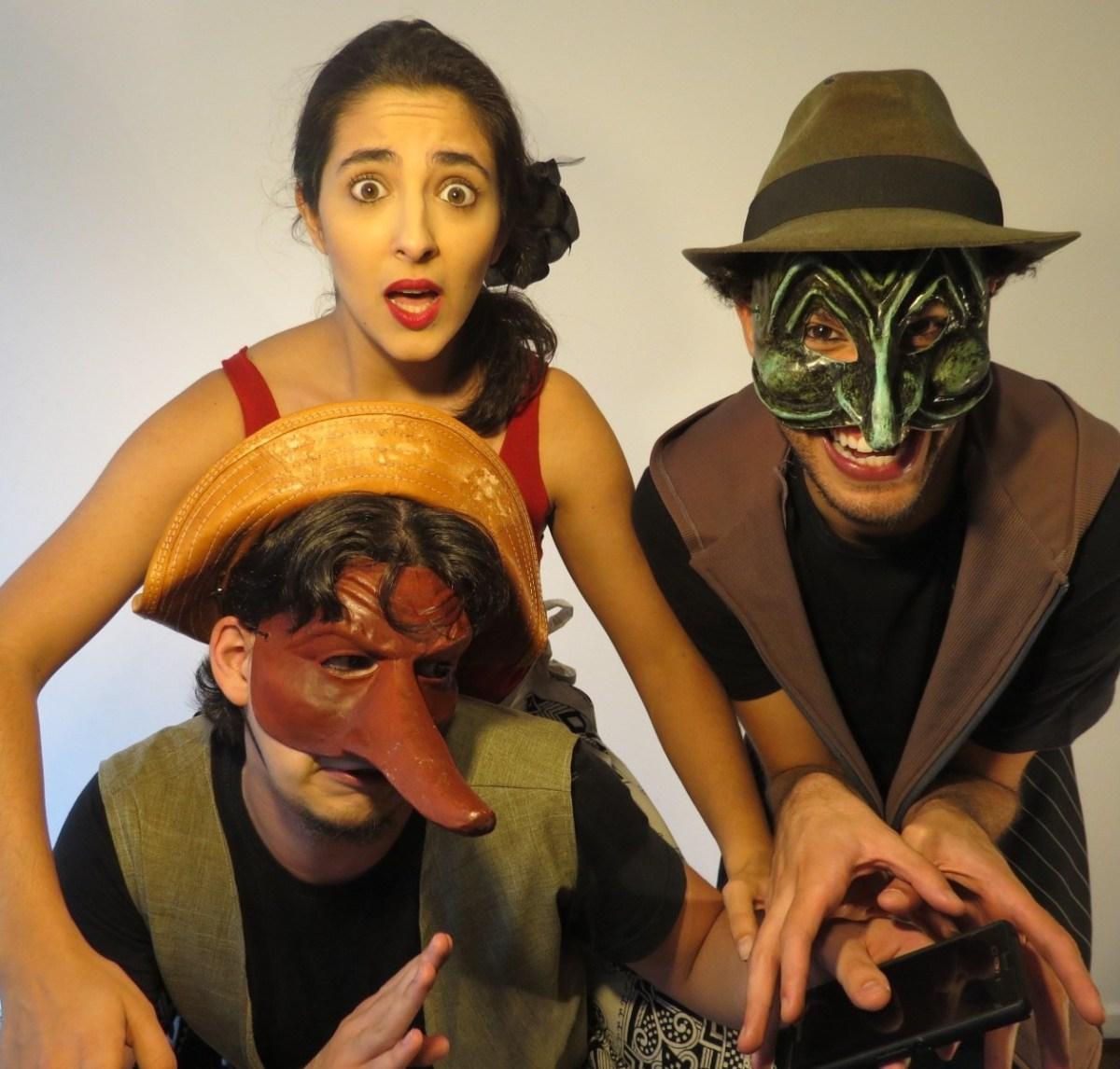 Espetáculos gratuitos de teatro e de música no Sesc Jundiaí