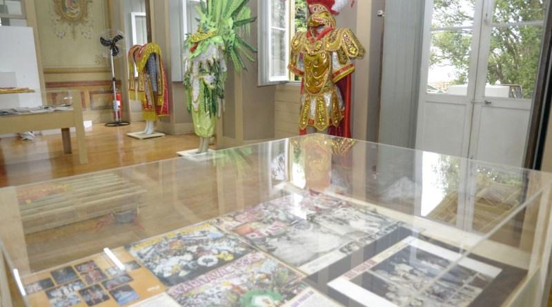 Exposição homenageia o Carnaval Paulista no Solar do Barão