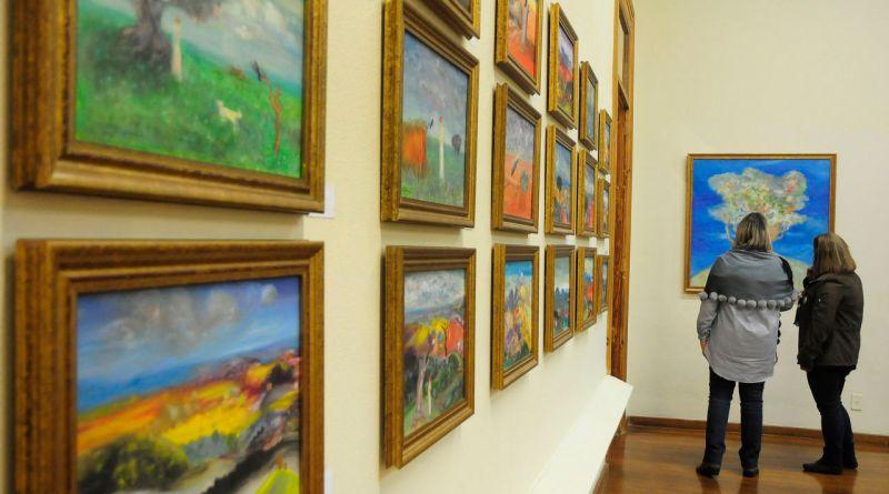 Novas exposições na Pinacoteca de Jundiaí