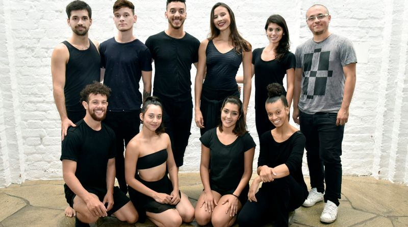 Cia. de dança estreia espetáculo Instagrimm