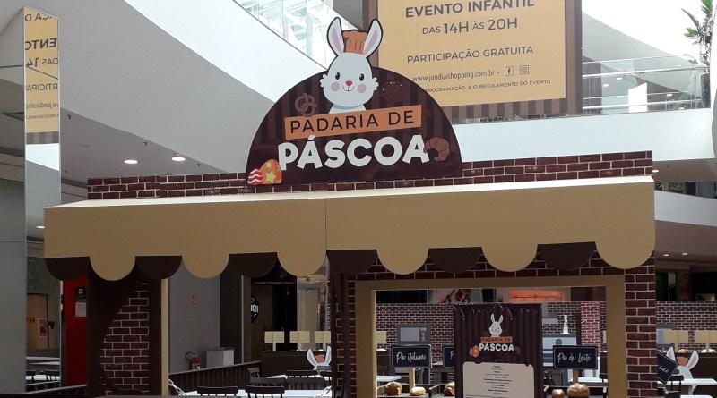 """""""Padaria de Páscoa"""" segue até domingo, 21 de abril, com oficinas de culinária"""