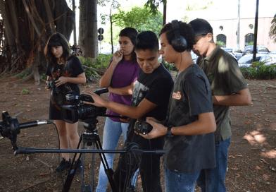 Projeto Câmera na Mão