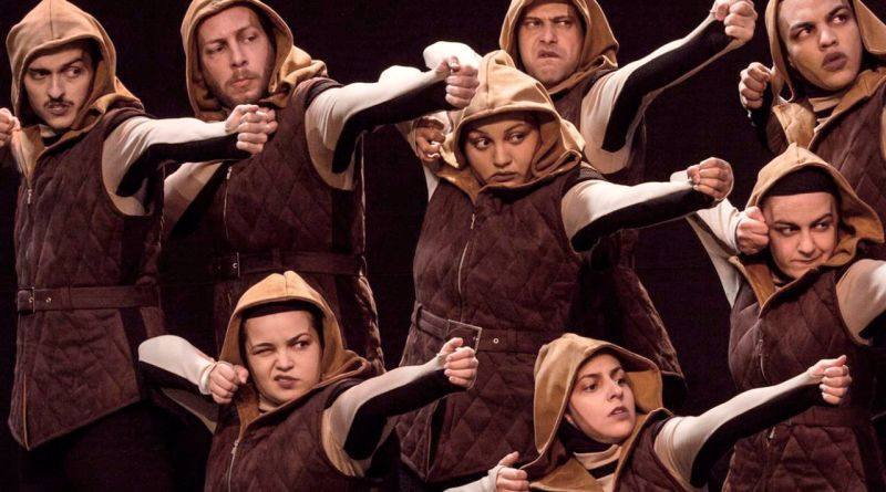 peça Robin Hood, Cia. de Teatro de Jundiaí