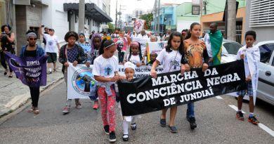 Dia da Consciência Negra em Jundiaí