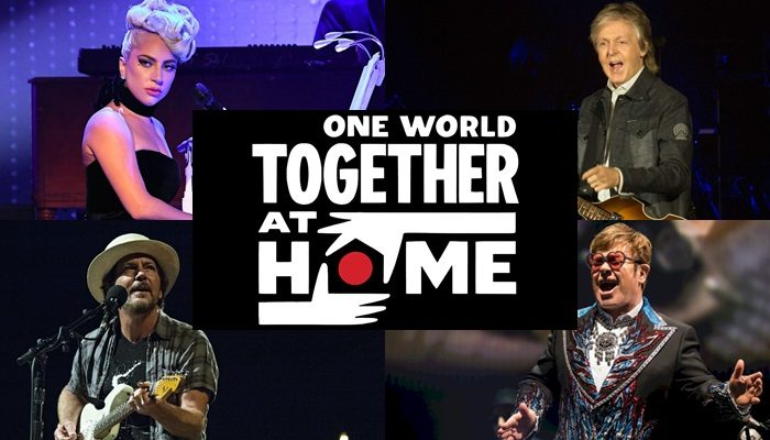 Festival One World: Together At Home