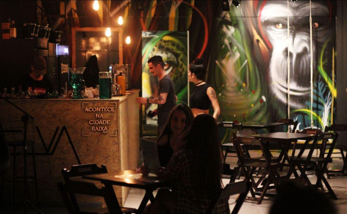 Selva Bar and Clothing Store: Música, Cerveja Gelada e Bons Drinks na Cidade Baixa