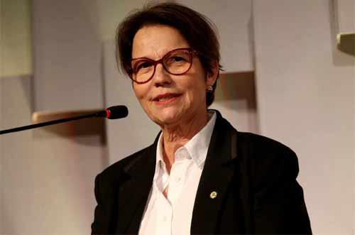 Foto da ministra Tereza Cristina