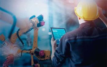 Foto ilustrativa de indústria (imagem FGV)