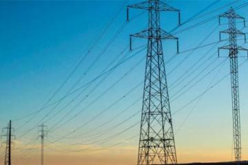 Foto ilustrativa de rede elétrica