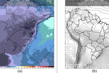 Foto de Mapa meteorológico