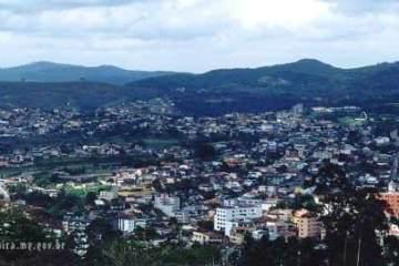 Foto aérea de Itabira