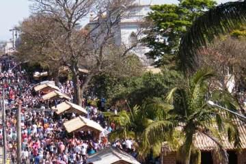 Festa do Café com Biscoito, em São Tiago