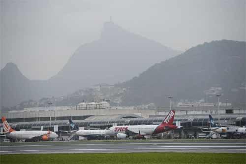 Foto ilustrativa, aeroporto