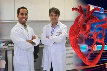 Foto de médicos da Unicamp