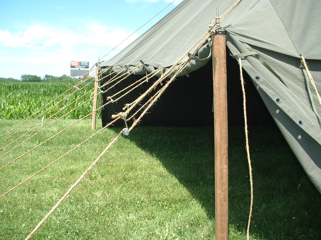 America's Oldest Tent Maker | Armbruster Mfg Co  | A