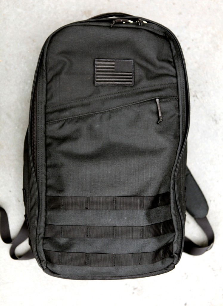 All Black Ballistic Bags from Goruck | A Continuous Lean.