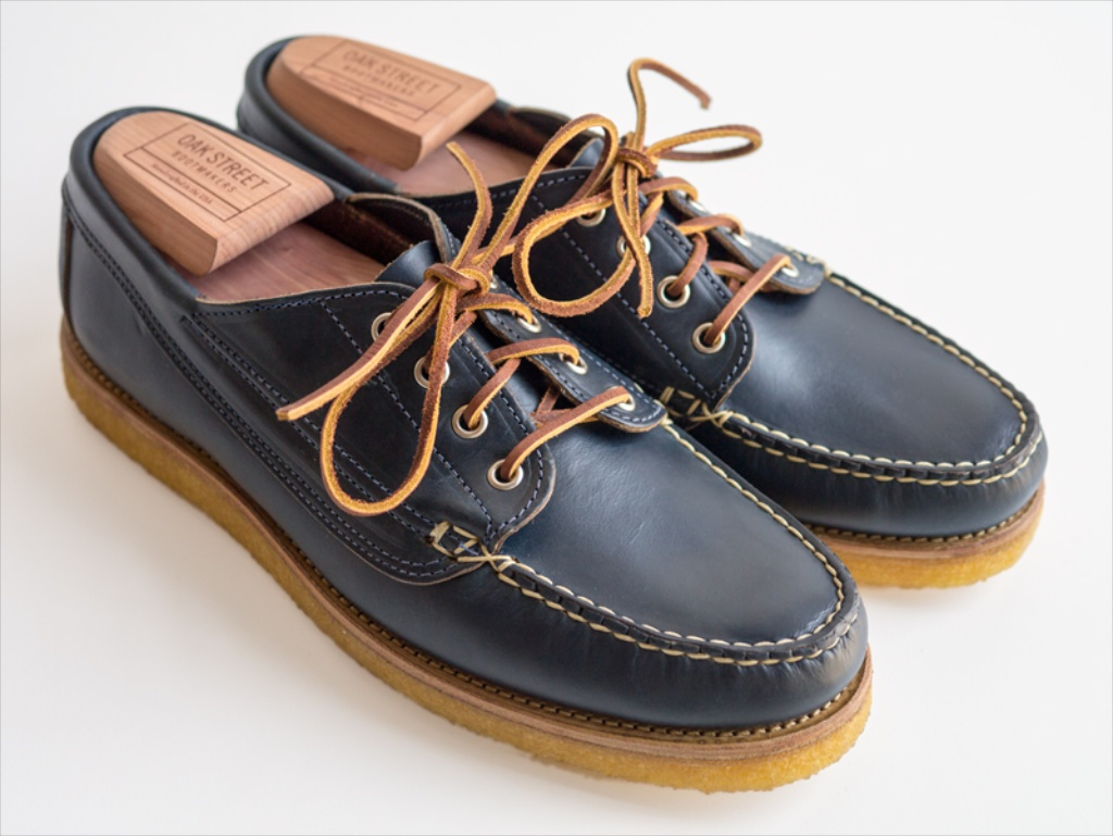 9b0bc3f0781 Five new ones from Oak Street Bootmakers
