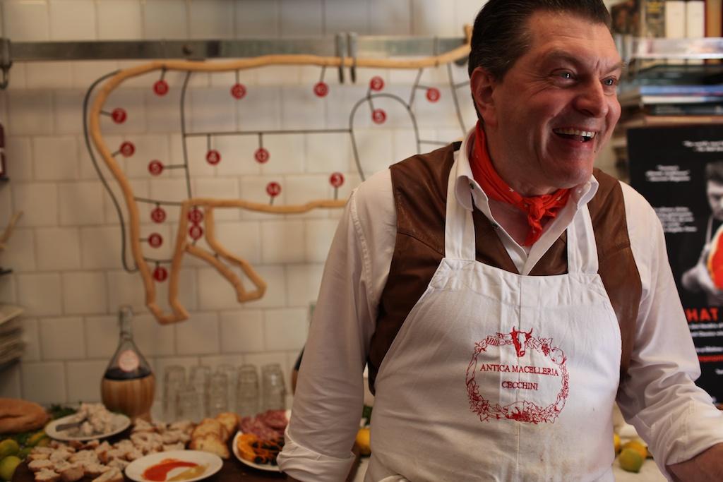 The butcher a continuous lean for Cecchini arreda srl