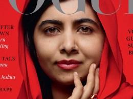 Malala Yousafzai by Vogue/Nick Knight