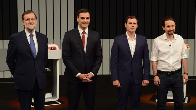 Candidatos a la Moncloa