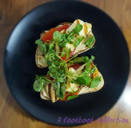 Halloumi and Hummus - A Cookbook Collection