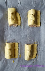 Sausage Rolls -A Cookbook Collection
