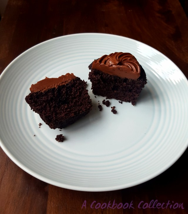 Chocolate Guinness & Baileys Cupcakes - A Cookbook Collection