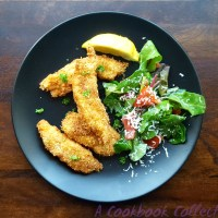 'Southern Fried' Chicken Goujons