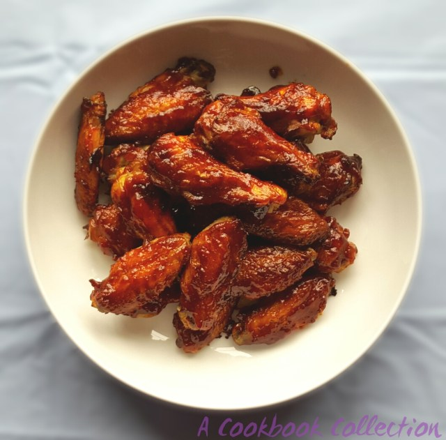 Korean Chicken Wings - A Cookbook Collection