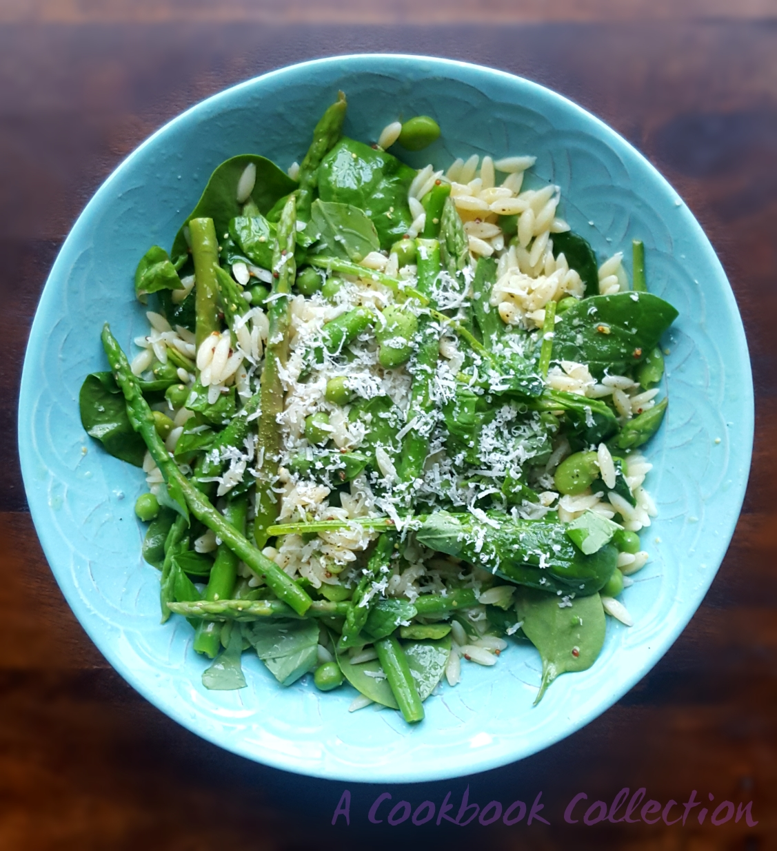 Spring Vegetable Pasta Salad - A Cookbook Collection