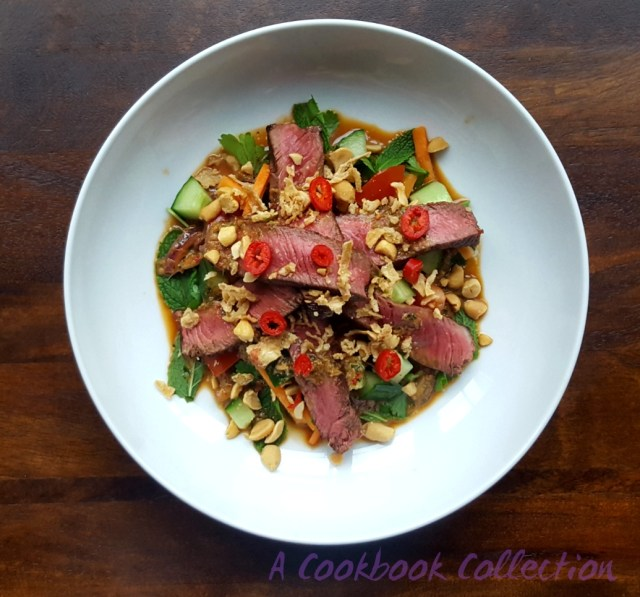 Thai Beef Salad - A Cookbook Collection