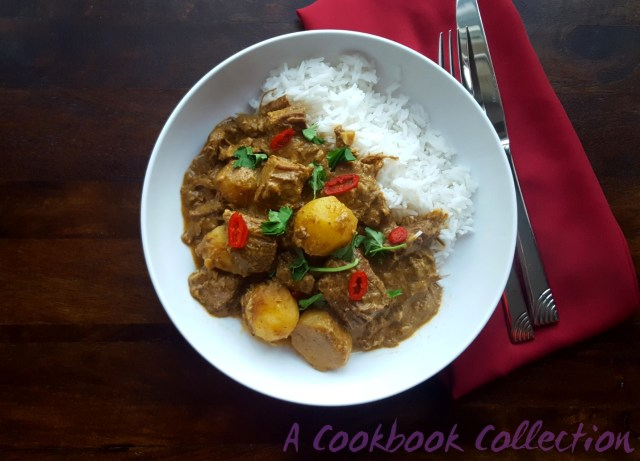 Beef Massaman Curry - A Cookbook Collection
