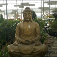 The Buddha In The Garden - A click a day