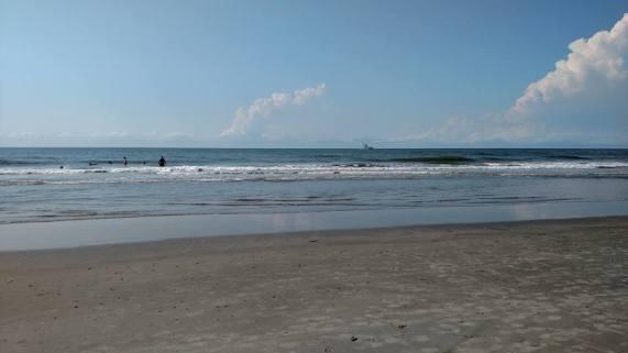 Beach in Daytime