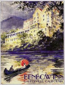 Benbow Inn classic poster