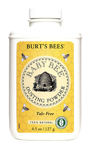 Burt's Bees Baby Bee Dusting Powder Talc Free, 4.5-Ounce
