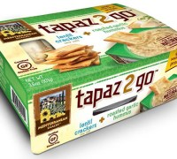 apaz 2 Go Roasted Garlic Hummus and Lentil Crackers