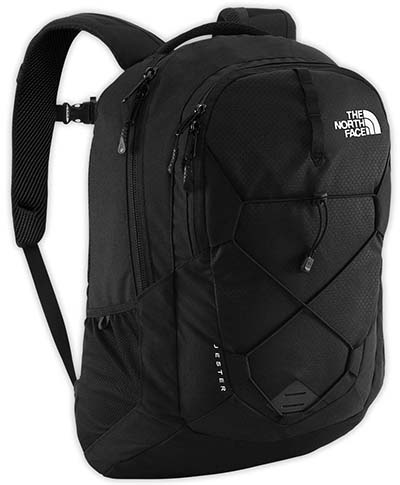 8. The North Face Unisex Jester Backpack