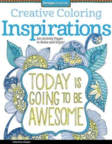 2. Creative Coloring Inspirations: Art Activity Pages to Relax and Enjoy!